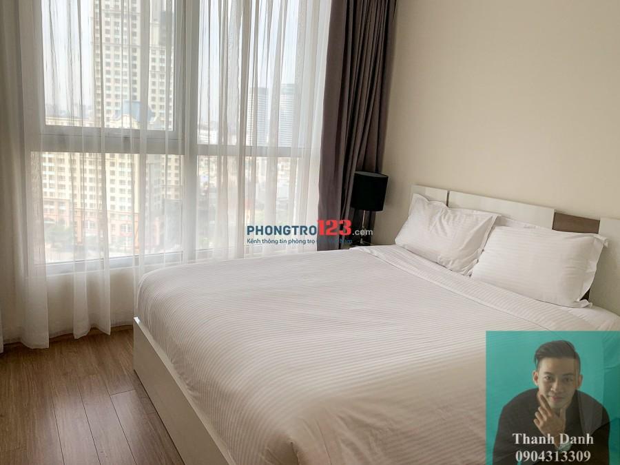 2 phòng ngủ giá tốt nội thất cao cấp tiện nghi VINHOMES CENTRAL PARK LANDMARK
