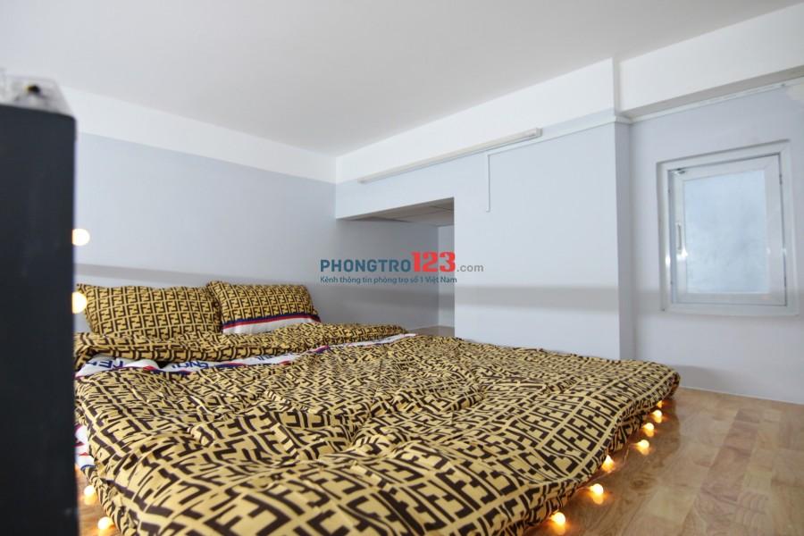 Phòng STUDIO mới FULL nội thất cao cấp - Đinh Bộ Lĩnh - Quận Bình Thạnh