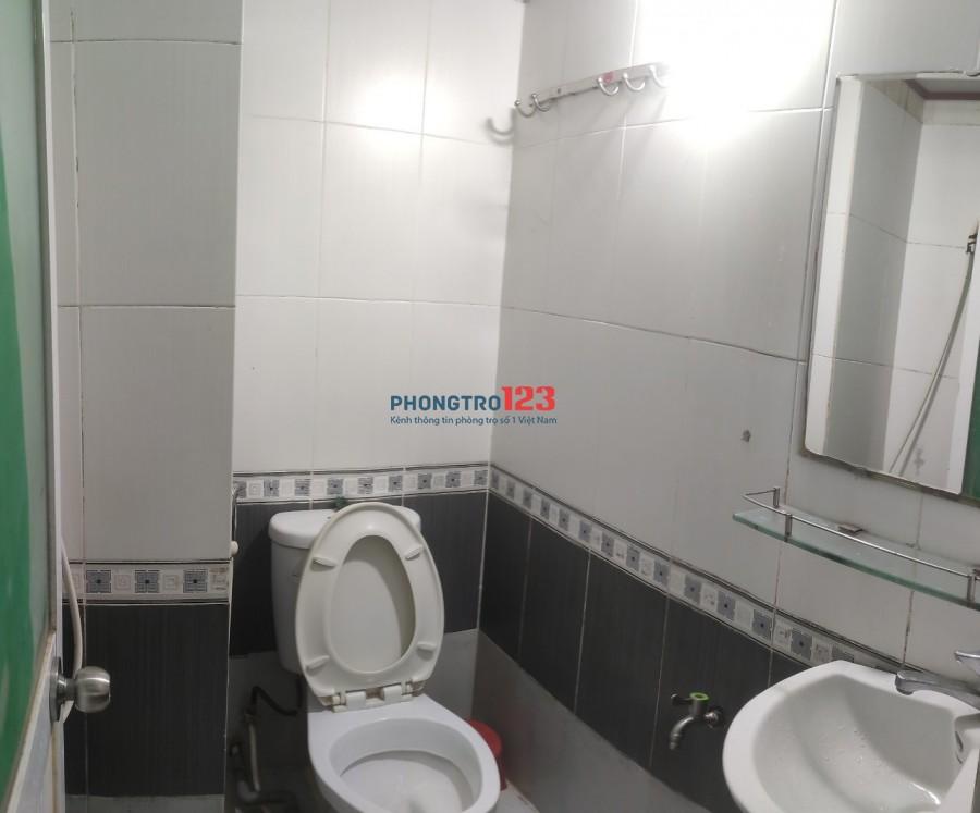 Phòng 25 m2 có nội thất đường Cao Lỗ P.4 Q.8