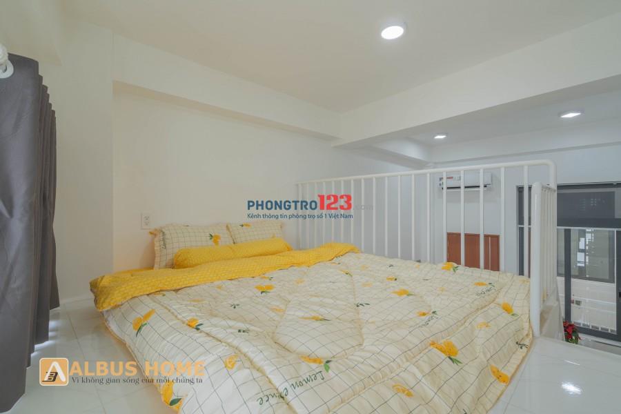 Căn hộ mới - Giá 6tr - Đầy đủ nội thất tiện nghi