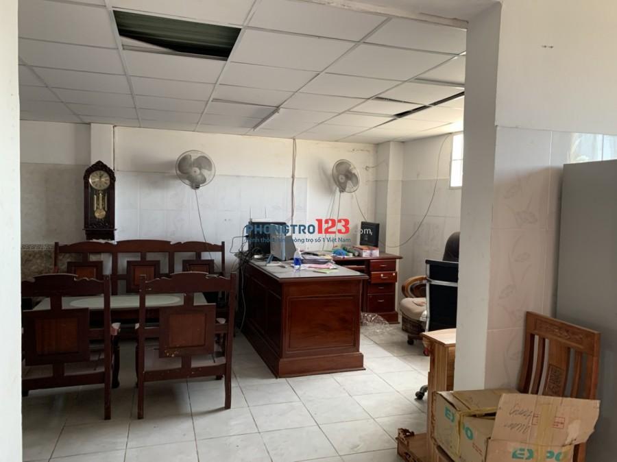 Cho thuê mặt bằng kinh doanh Lê Văn Khương nối dài DT 162m2
