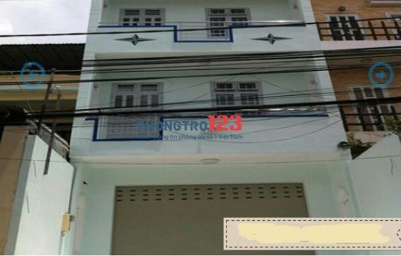 Cho thuê mặt bằng kinh doanh 4mx9m + 4mx12m sân trước, quận Gò Vấp