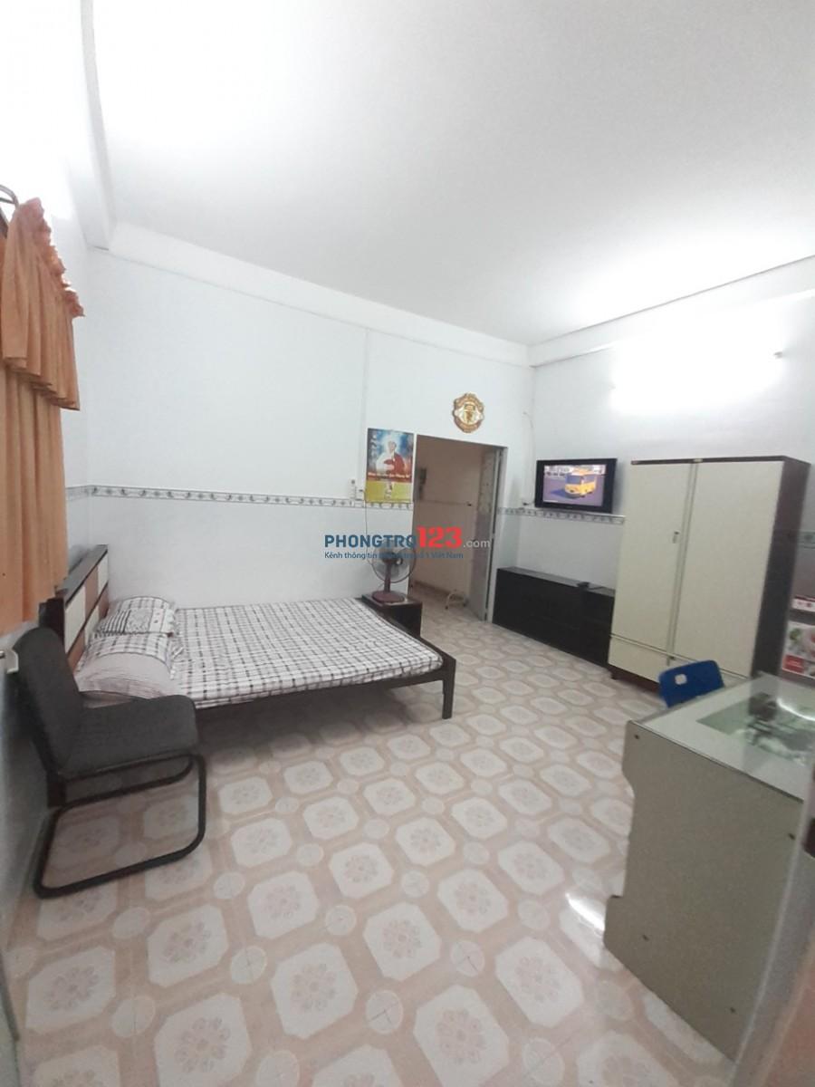 Chính chủ cho thuê phòng đầy đủ nội thất tại 429/45 Lê Văn Sỹ P12 Q3 giá 4tr/th