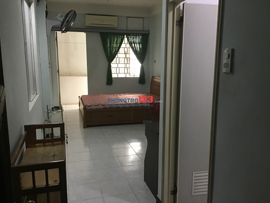 Nhà còn 1 phòng cho thuê ,giá rẻ , phòng đẹp : 24m2