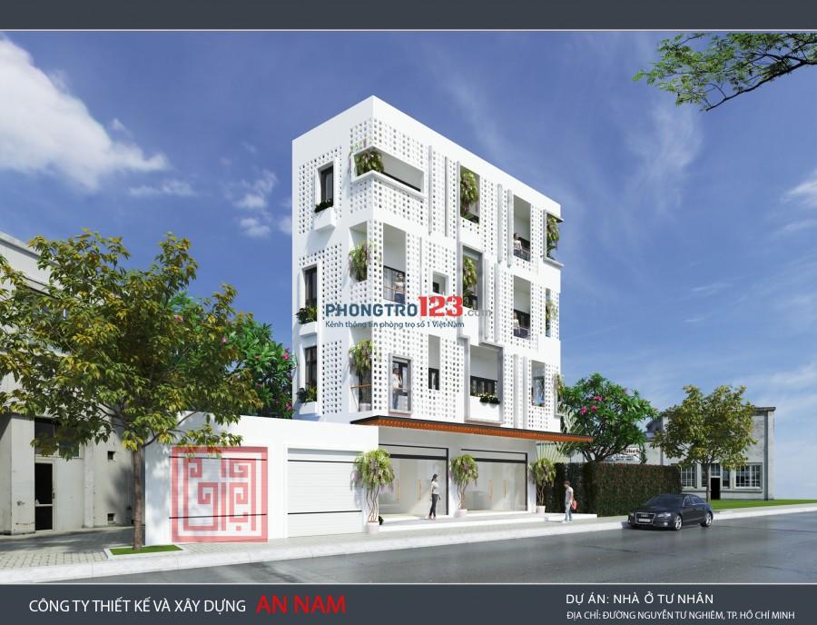 Cho thuê mặt tiền đường Nguyễn Tư Nghiêm Quận 2