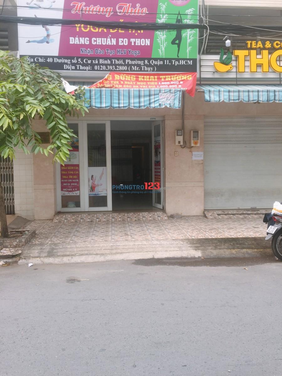 Chính chủ cho thuê phòng trọ cao cấp tại Q11 giá 3,5tr gần Đầm Sen, Lê Đại Hành