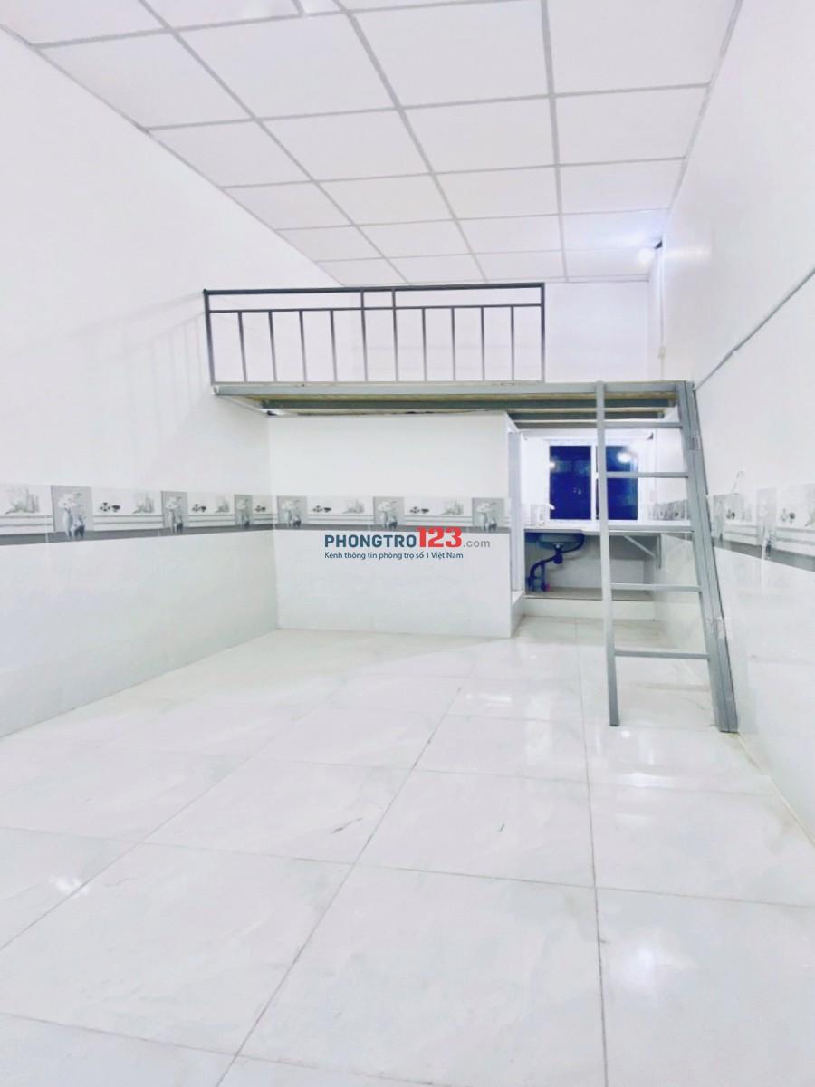 Phòng trọ Tân Bình ngay Âu cơ- trần văn quang siêu rộng thoáng mới xây 100% giá chỉ từ 2tr4