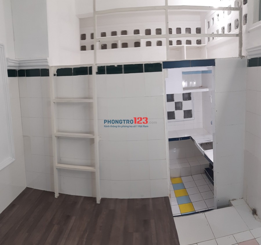 Phòng Trọ mới xây 25m2 ban công Đường Lê Đức Thọ
