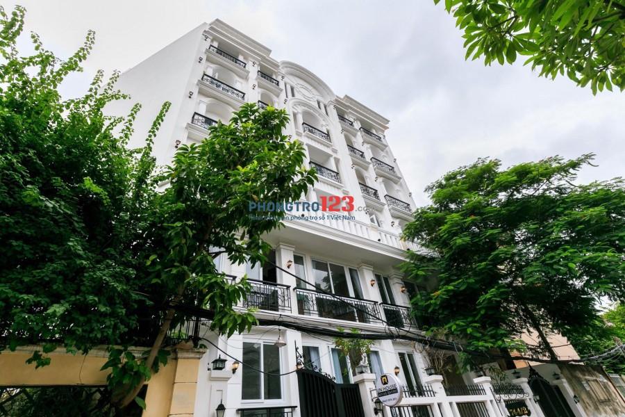 Căn hộ full nội thất cao cấp Nguyễn Kiệm, Phú Nhuận- Công viên Gia Định