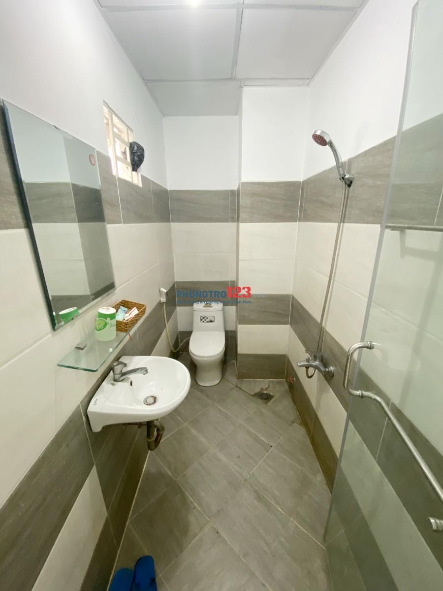 Phòng trọ gò vấp Full nội thất Quang Trung, Ngay Công viên phần mềm Quang Trung