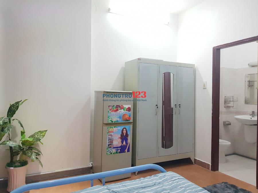 Phòng đầy đủ tiện nghi có bếp, máy giặt ngã tư Phú Nhuận giá tốt KM TẾT