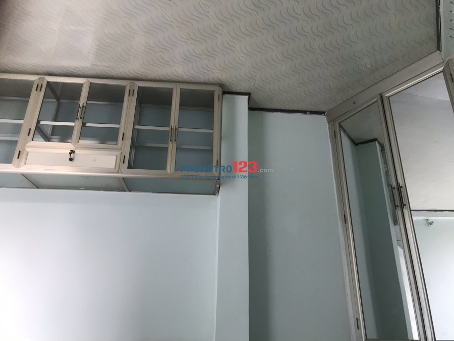 Cho thuê nhà quận Bình Thạnh trong hẻm 2 lầu