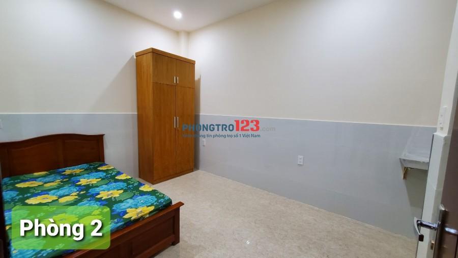 Cho thuê phòng mới xây, mặt bằng kinh doanh gần Phố ẩm thực Q6