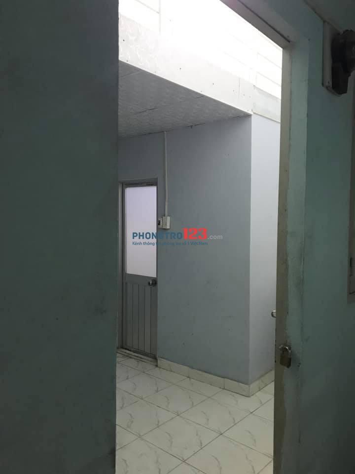 Cho thuê phòng tại 117/28C Điện Biên Phủ, P.15, Quận Bình Thạnh