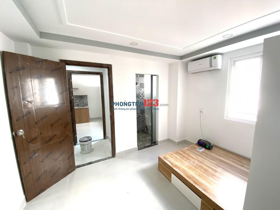 Phòng trọ cao cấp mới xây gần GiGaMall, giao Kha Vạn Cân và Phạm Văn Đồng