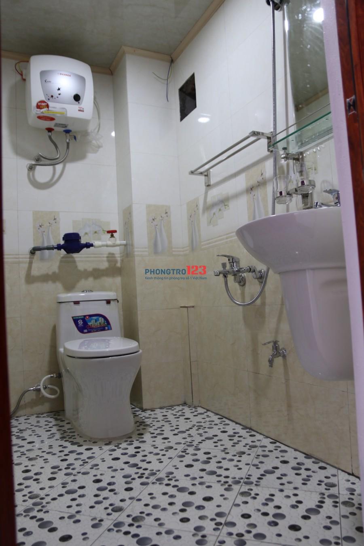 Cho thuê chung cư 35m2 oto cửa tại đường Lê Đức Thọ, Mỹ Đình