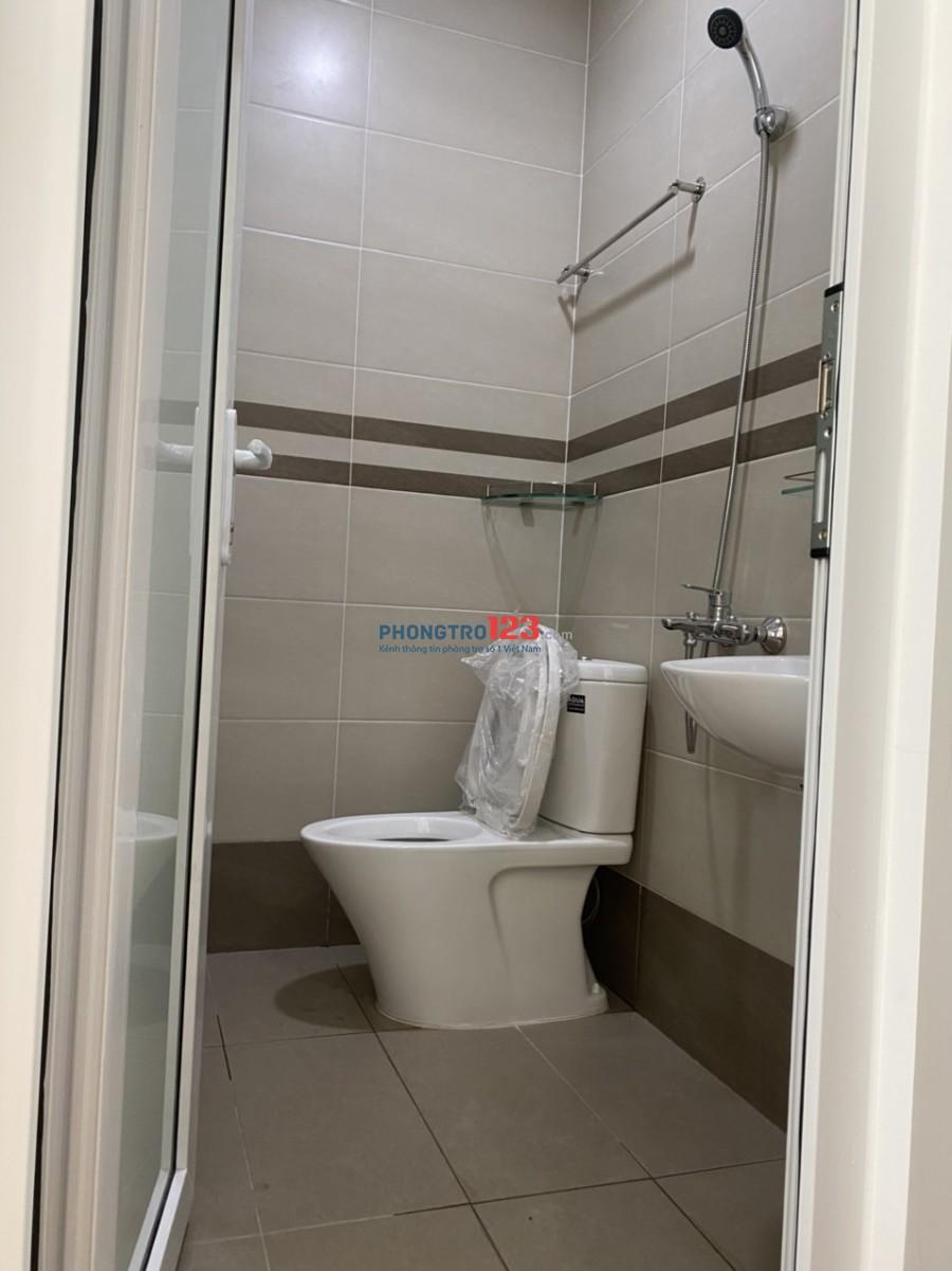Cho thuê phòng trọ full nội thất Nhất Chi Mai, Tân Bình