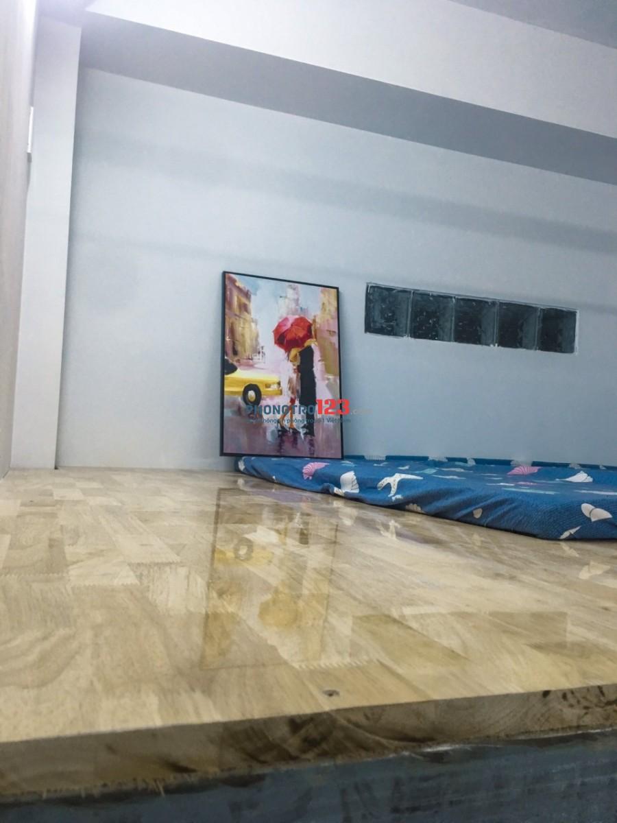 Phòng Trọ 30m2 Nguyễn Phúc Chu Full Giá 3tr3