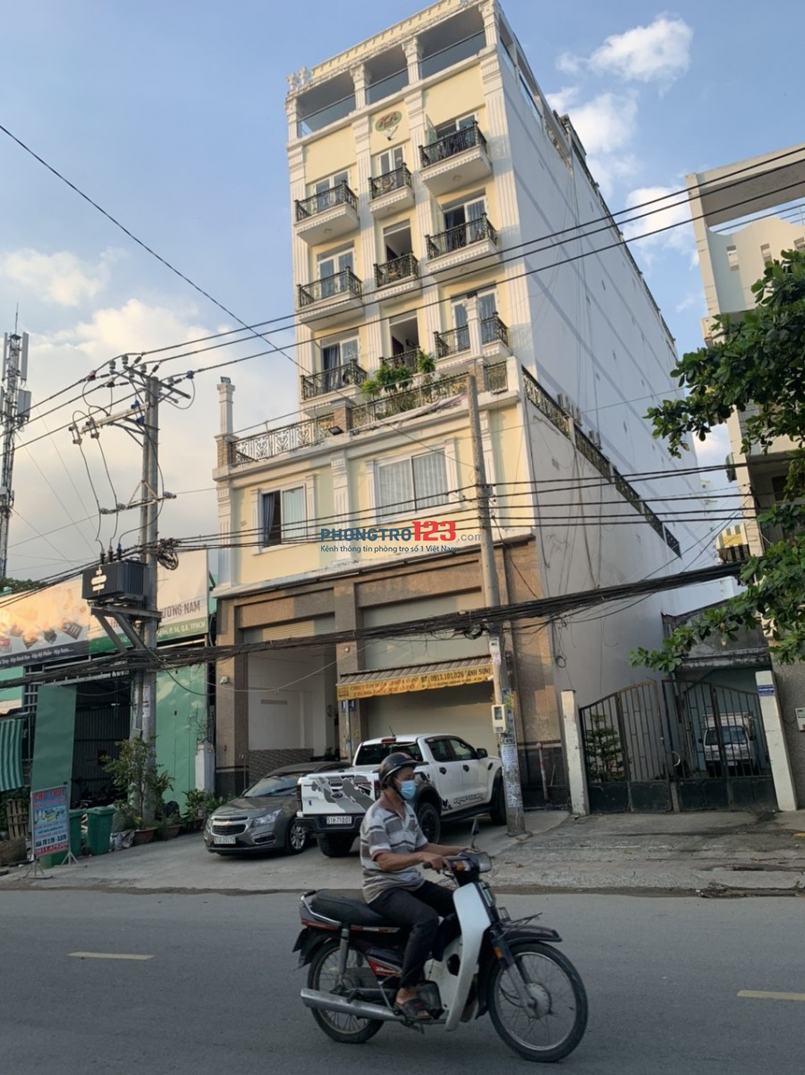 [HOTSALE] Phòng Trọ Cao Cấp Quận 8 Có Hồ Bơi Thang Máy Sân Thượng