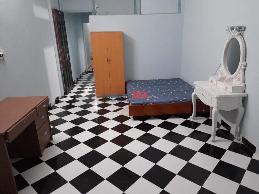 Phòng Trọ Full Nội Thất Giá Rẻ - Gần ĐH FPT - Phú Nhuận