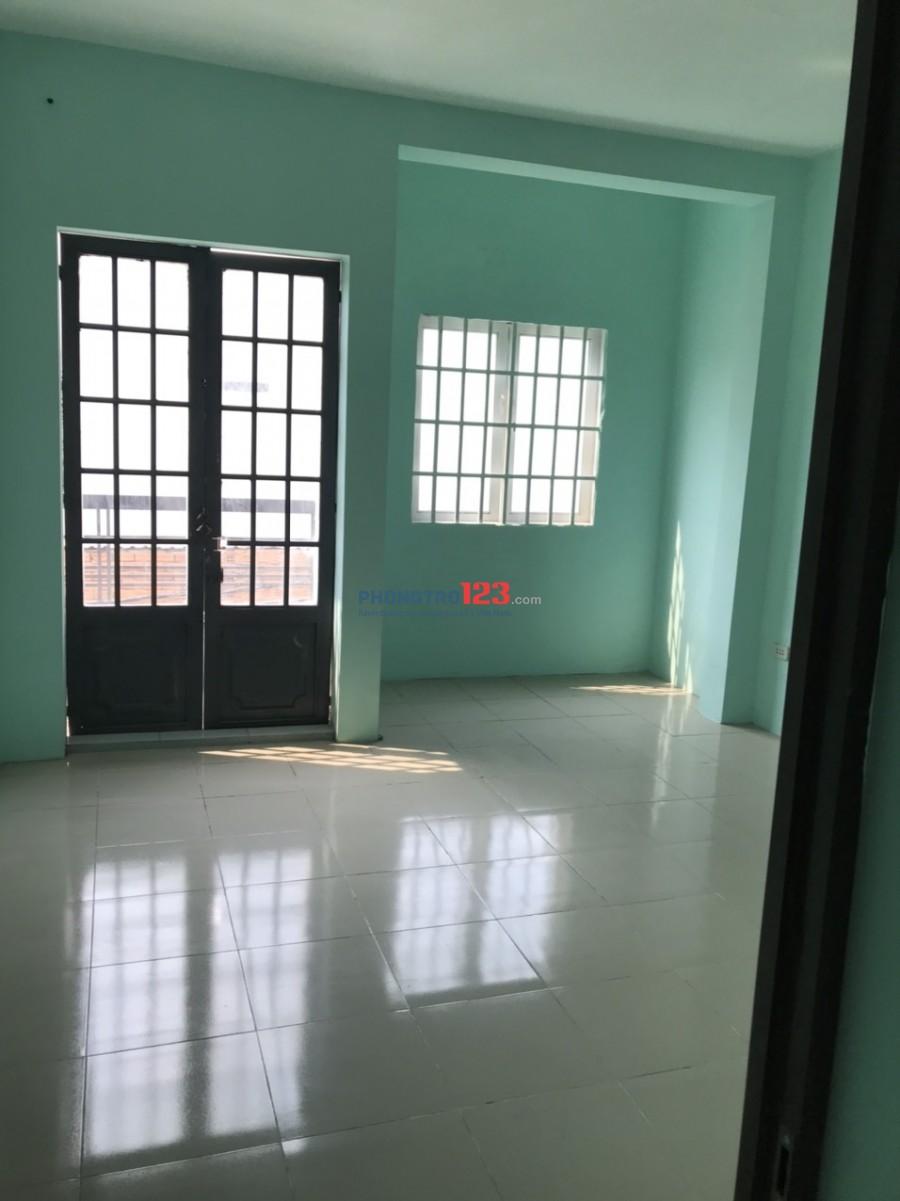 Cho thuê nhà NC 4x17 1 trệt 2 lầu 6pn tại Hẻm 421 Đường 48 P HBC Q TĐức giá 11tr/th