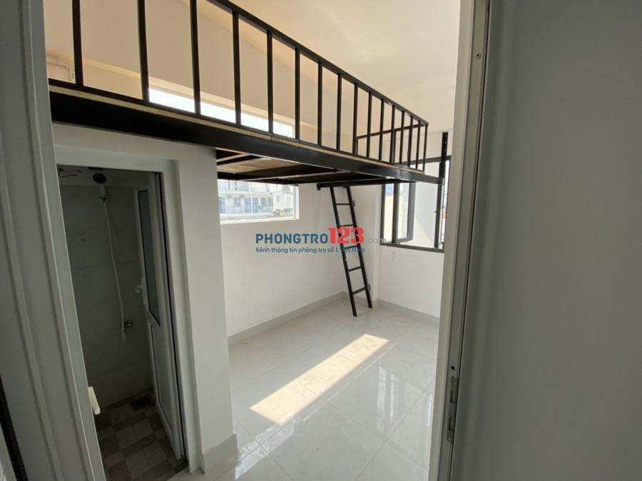 Khai trương phòng trọ New 100% + ban công, cửa sổ cách Cao đẳng Bách Việt 300m