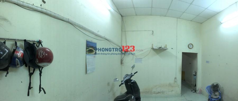Cần cho thuê phòng gác lửng tại Nguyễn Hữu Cảnh, quận Bình Thạnh