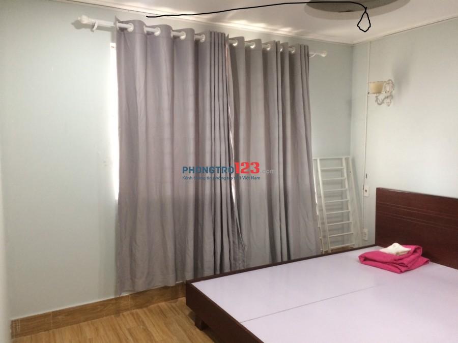 Cho thuê phòng mới cao cấp giá từ 2tr5 ngay ĐH maketing q7