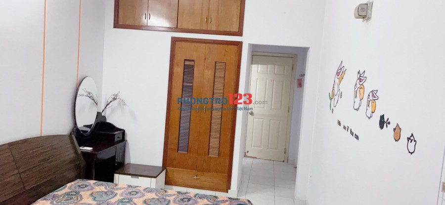 phòng trọ đủ nội thất thoáng mát, xinh xắn tại Phan Xích Long, phố Hoa Phú Nhuận