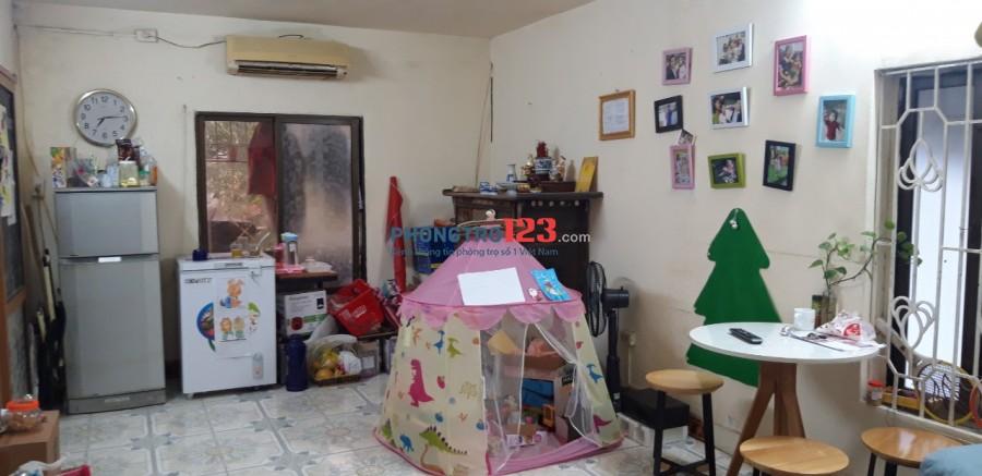 Cho thuê nhà giá rẻ Khu TT Giảng Võ, 5tr/tháng (có hình)