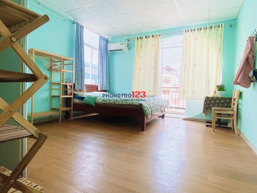Cho thuê phòng ngay trung tâm quận 10 đầy đủ nội thất