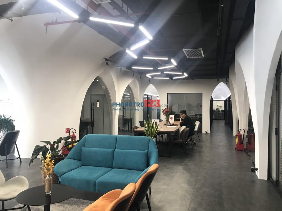 Cho thuê mặt bằng làm văn phòng GIÁ CỰC HOT tại Gold Coast Nha Trang