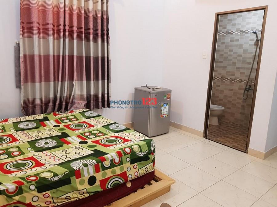 Căn hộ dịch vụ full nội thất ở thoải mái giá tốt, tiêu chuẩn 3* , Q6