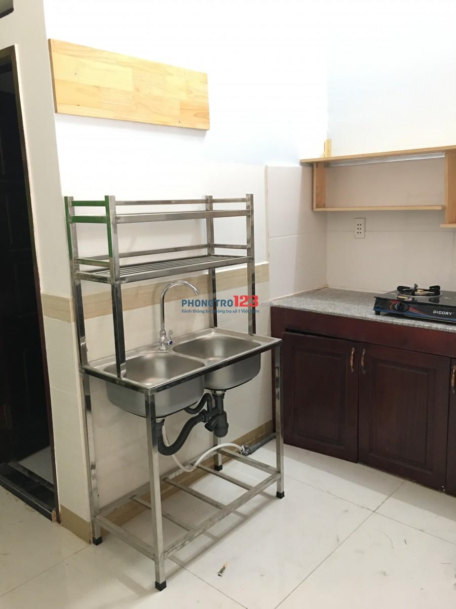 KTX, phòng trọ sinh viên DH Văn Lang cs3, Bình Lợi, Bình Thạnh 1400k trọn gói phòng máy lạnh