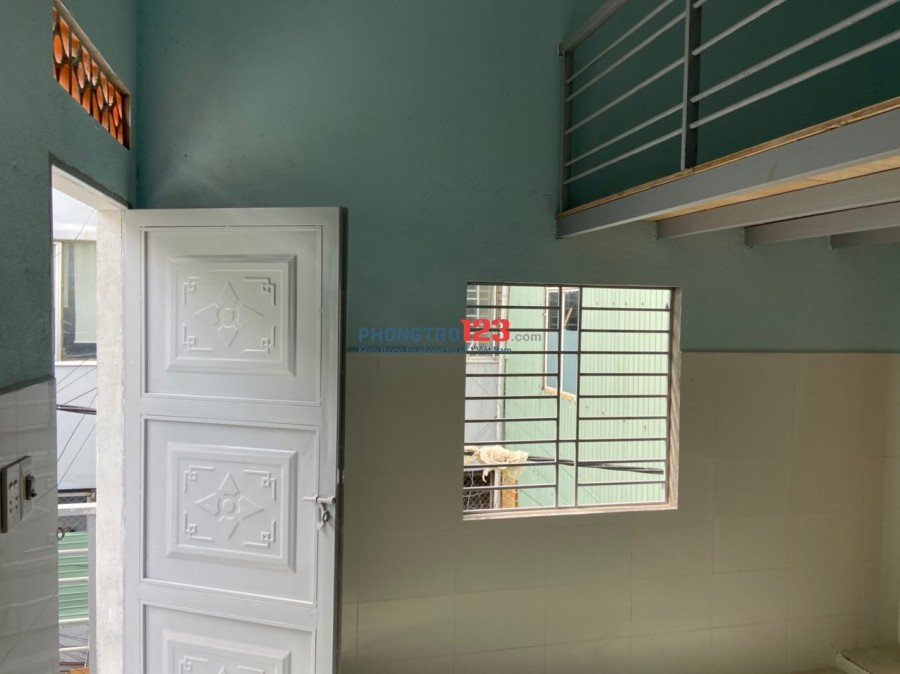 Phòng trọ mới xây đường Võ Văn Tần