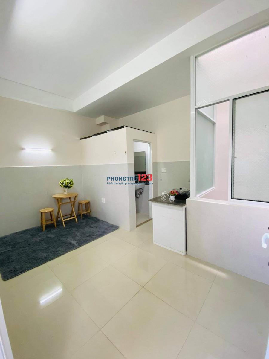 Cho thuê chung cư mini nhà trọ đẹp