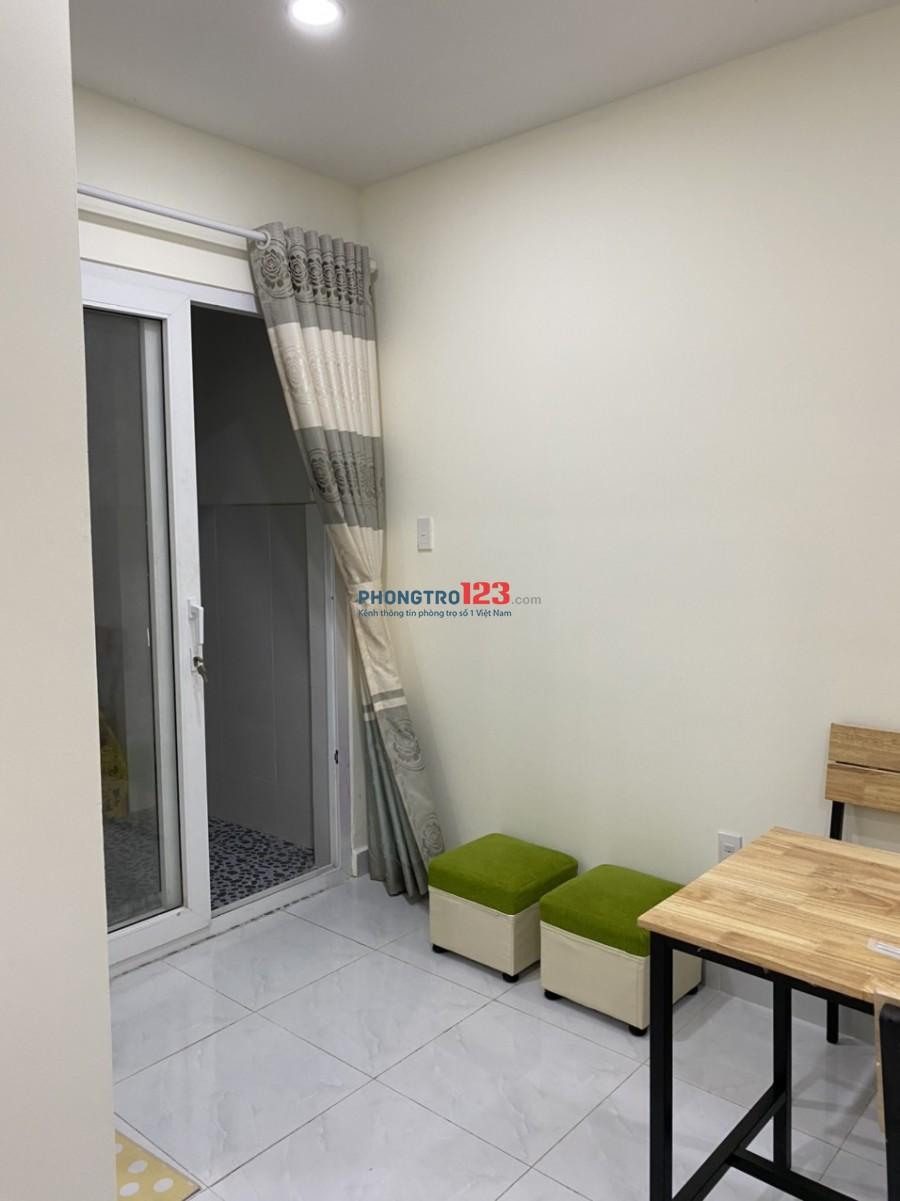 Cho thuê căn hộ 2 phòng ngủ 2 toalet full nội thất
