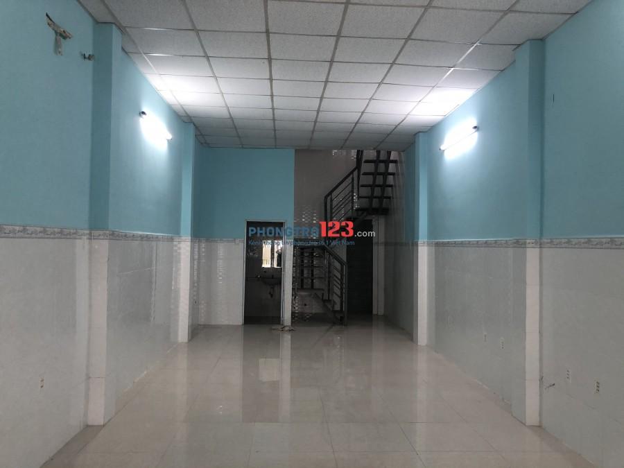Cần cho thuê căn nhà mới xây, đẹp tại Bình Tân