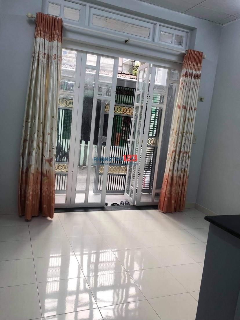 Cho thuê nhà quận Bình Thạnh, Bùi Hữu Nghĩa