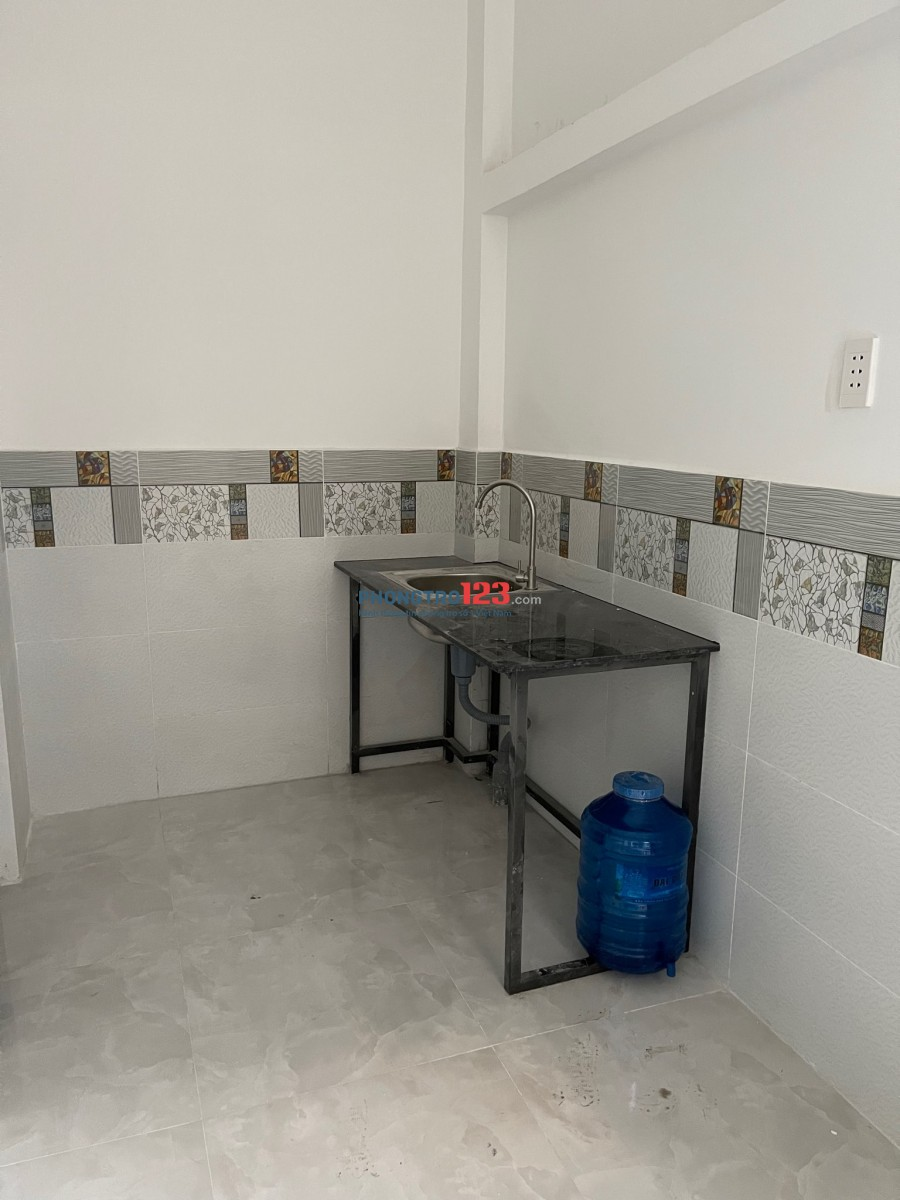 Cho thuê phòng trọ mới 100% Nguyễn Văn Lượng Gò Vấp