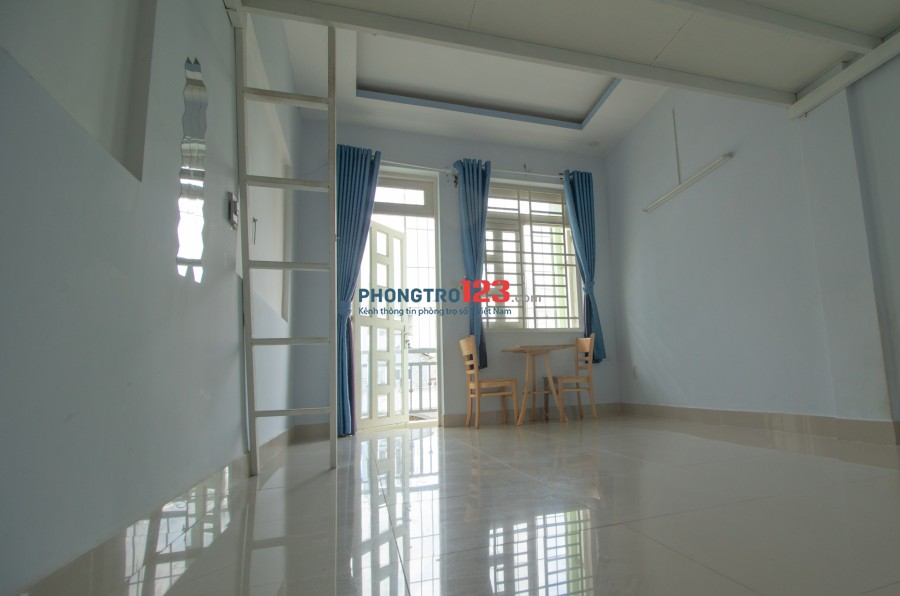 Phòng trọ Phú Thọ Hoà Tân Phú giá tốt