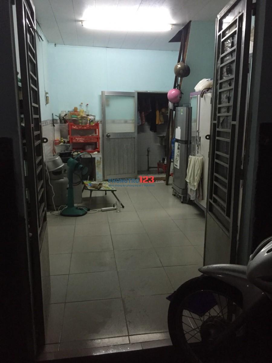 Tìm 1 bạn nữ ở ghép 324/4 Nguyễn Thái Sơn