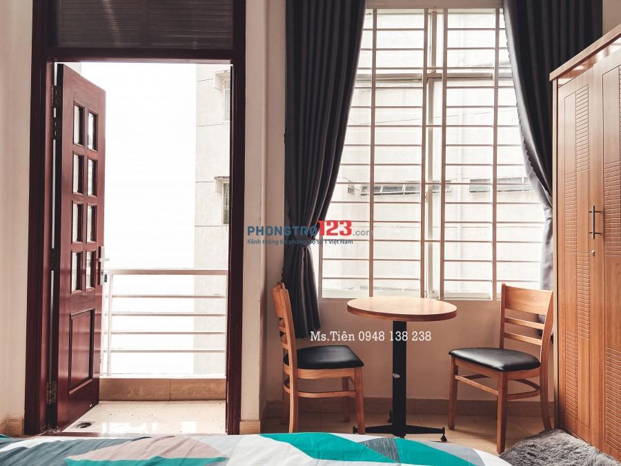 Căn hộ Mini Cống Quỳnh Q1 giá rẻ - Miễn phí hết tháng 2 đầu tháng 3 mới thu tiền thuê