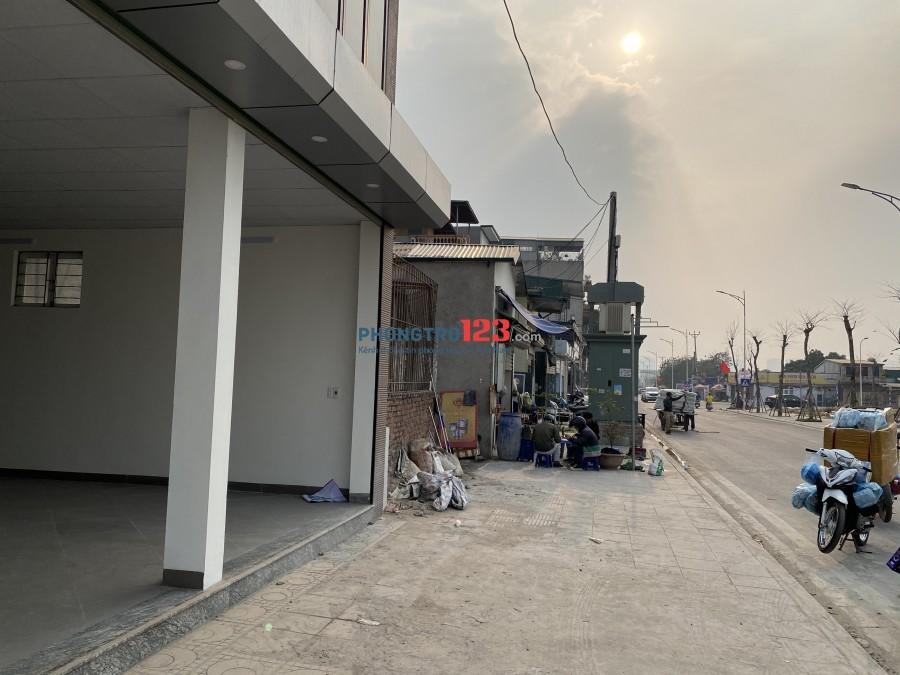 Mặt bằng kinh doanh 180m2 đường mới làng Phú Đô