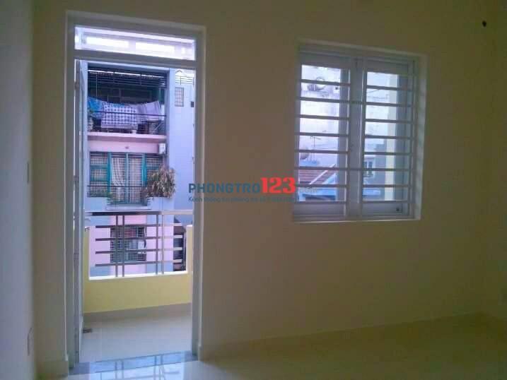 Cho thuê phòng trọ sạch đẹp đường Phổ Quang, quận Tân Bình