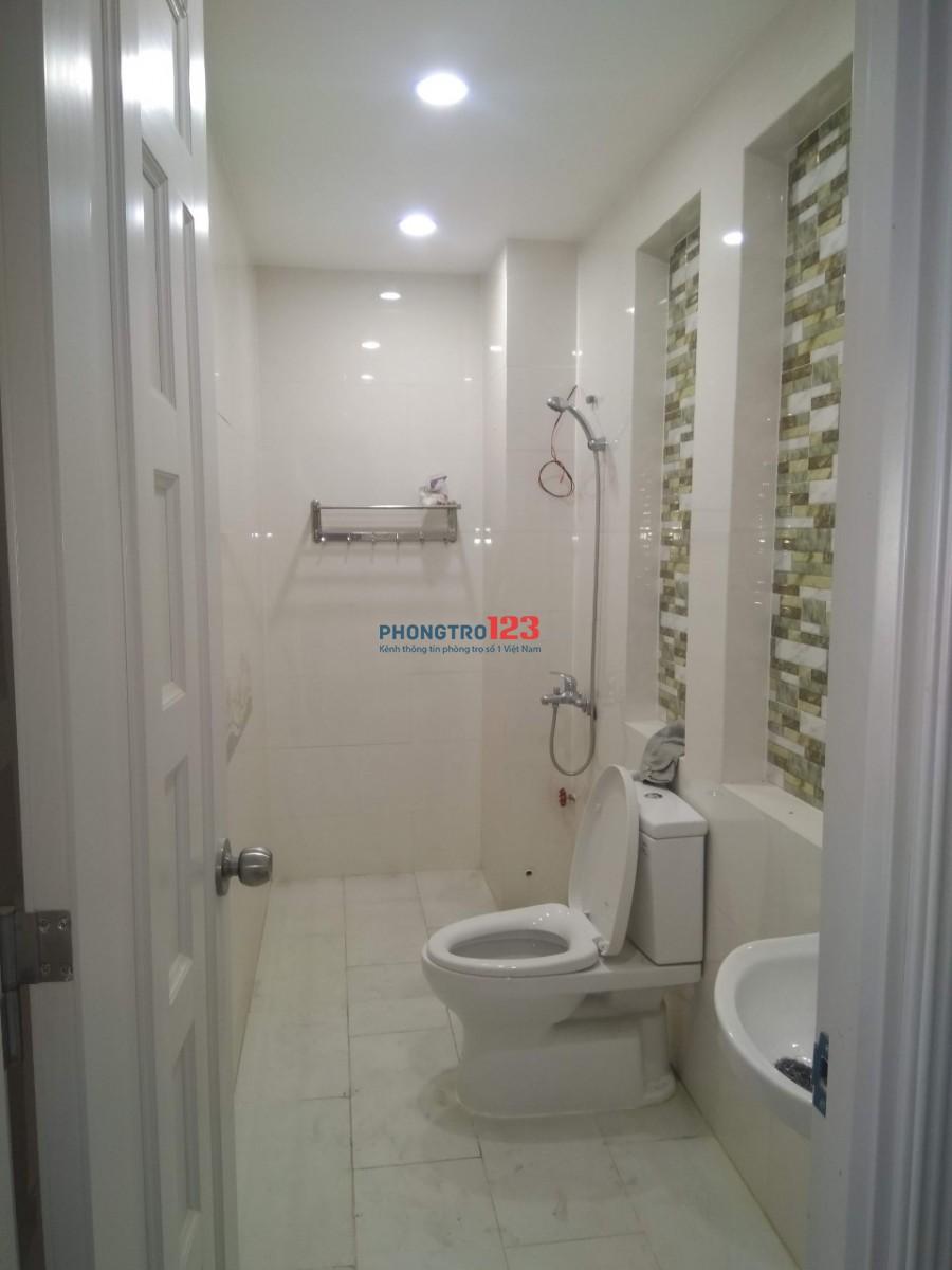 Phòng 30m² 1 PN+1PK có nội thất, làm VP+ kinh doanh được Đường số 30, Gò Vấp, giá chỉ 5tr