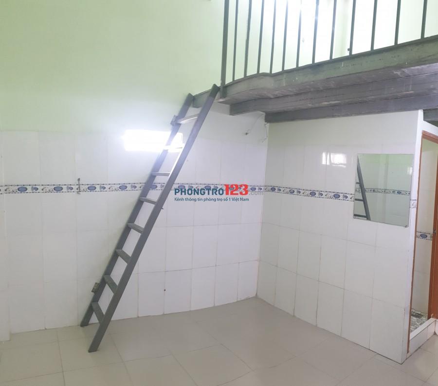 Phòng trọ giá rẻ giờ tự do có thang máy