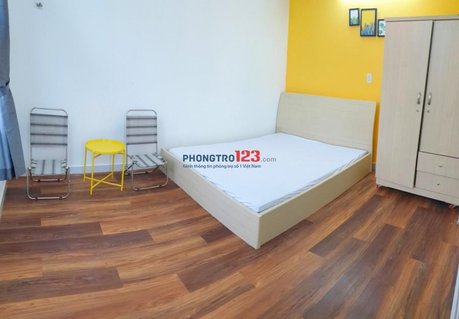 Phòng 20m2- Full nội thất - Đinh Bộ Lĩnh BT