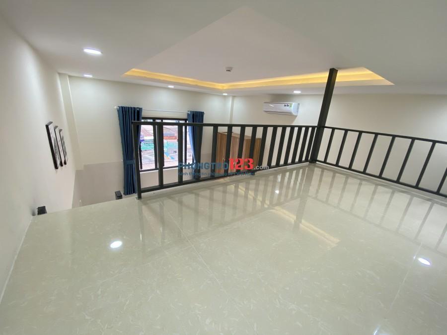 CHDV 30m2 Q. Bình Tân full nội thất mới xây