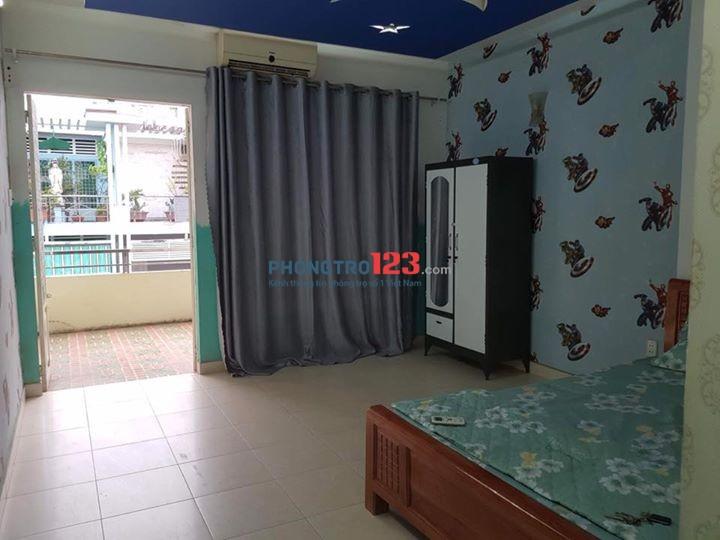Chính chủ cho thuê phòng trọ cao cấp ngay mặt tiền đường tại Q11 giá 3,3tr gần Đầm Sen, Phú Thọ, Lê Đại Hành